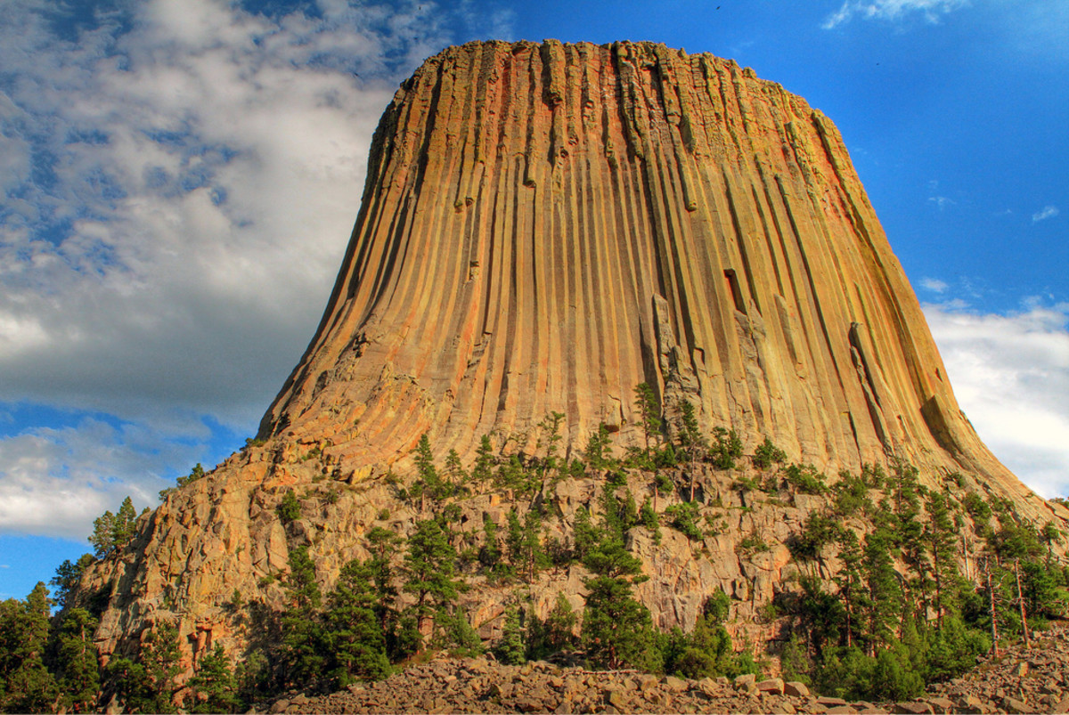 Devil's Tower, USA