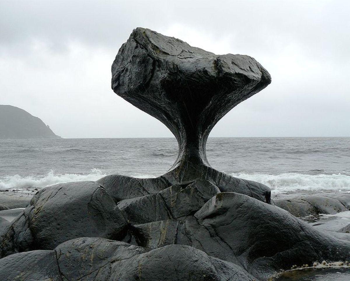Kannesteinen Vågsøy, Norway
