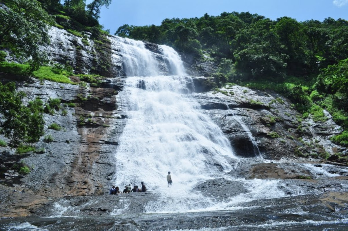 Kansai Waterfalls