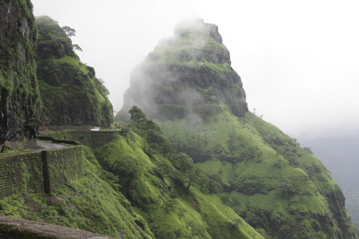 Drive through the Konkan Ghats