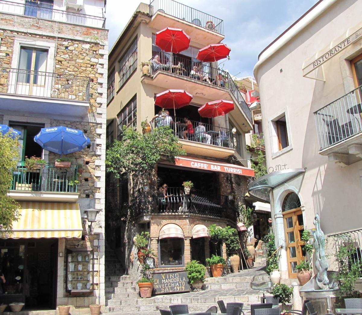 Caffe' Bar Turrisi