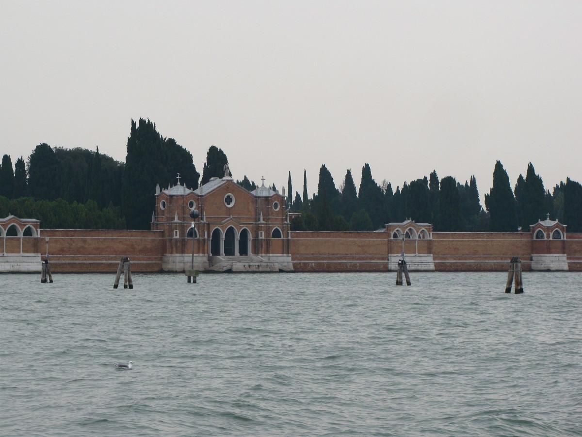 The Cemetery Island - San Michele