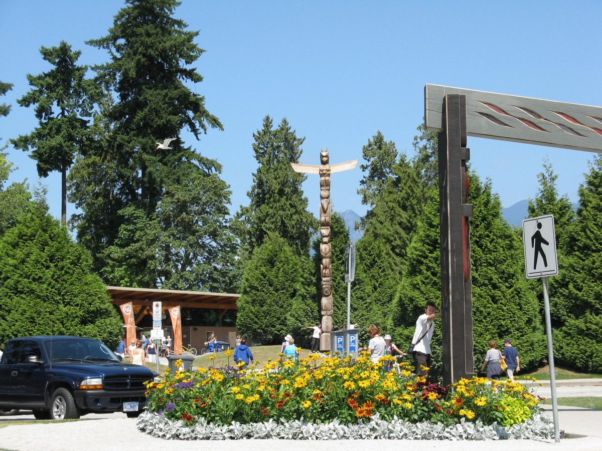 An entrance to the First Nations centre