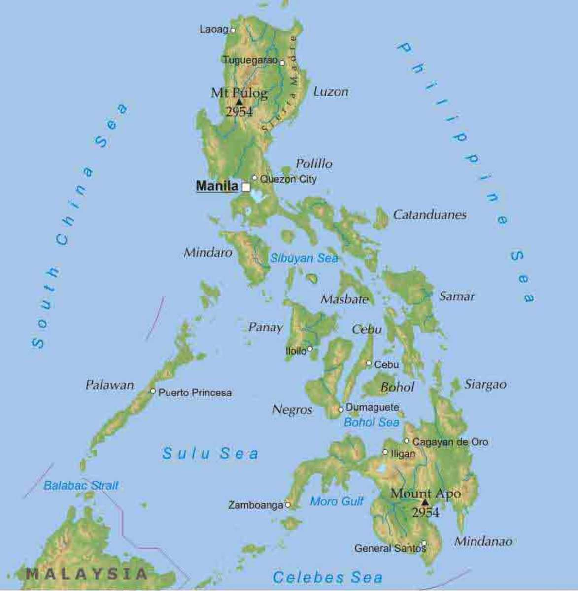 physical-features-of-the-philippines