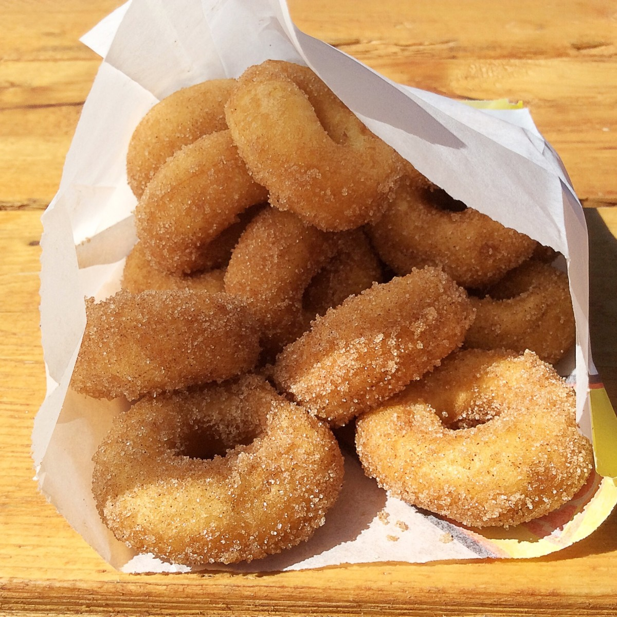 PNE mini donuts