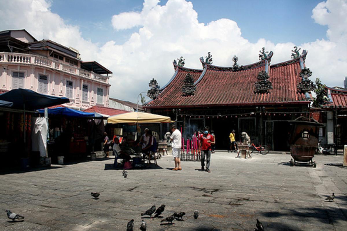 Kong Hock Keong Chinese Temple