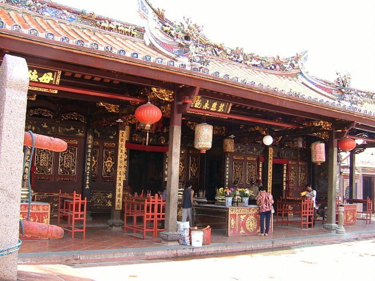 Cheng Hoon Teng Buddhist Temple
