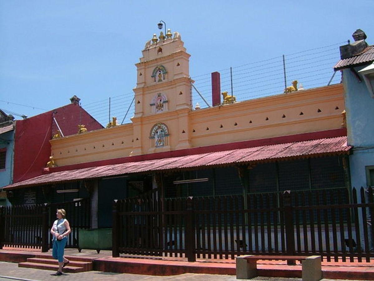 Sri Poyatha Moorthi Hindu Temple