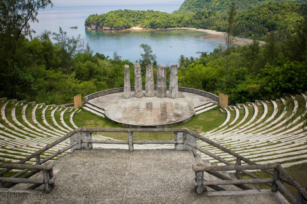 The Amphitheater - amazing sight! You should definitely allot time going here!