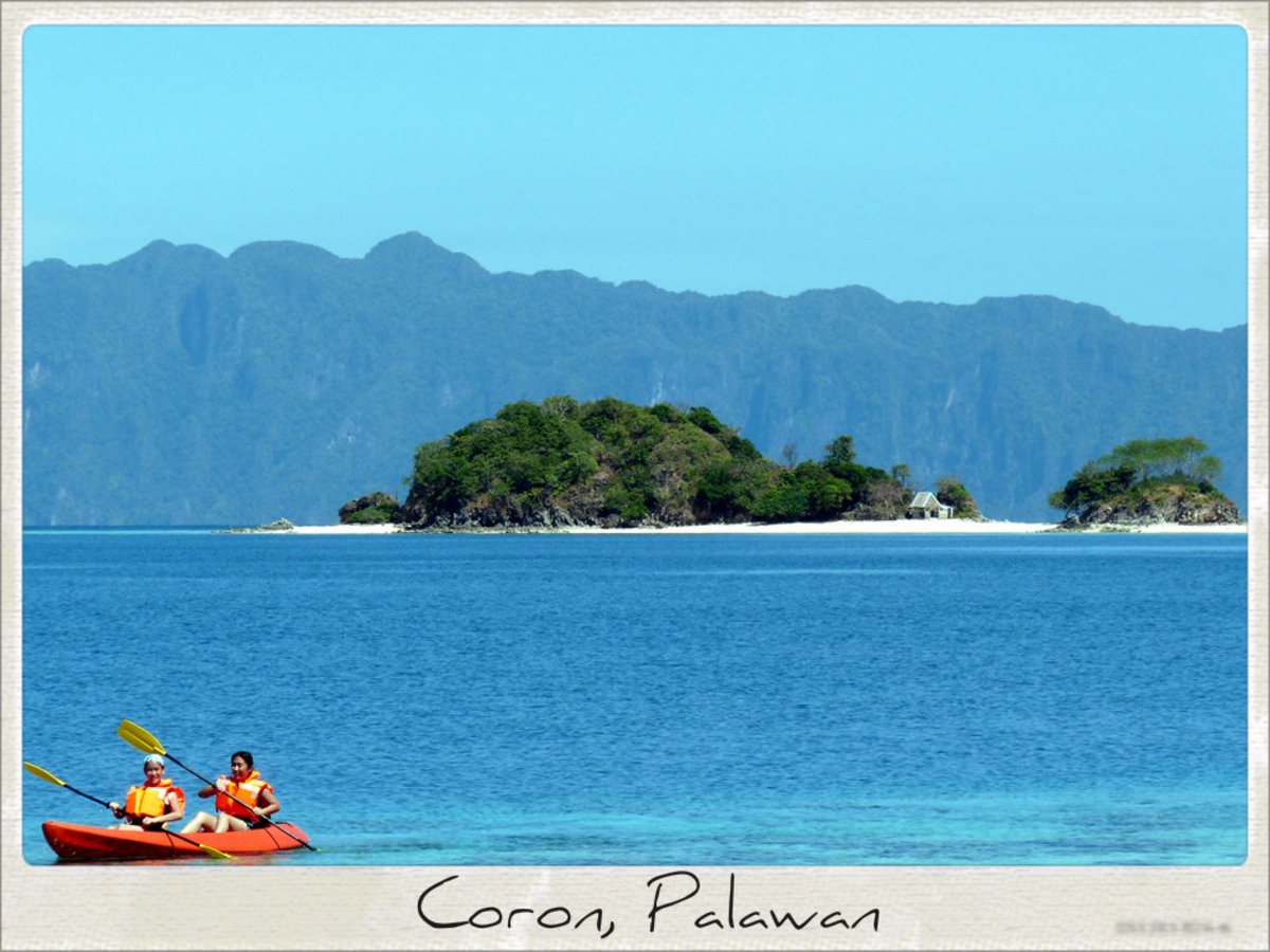 Coron, Palawan was listed as one of the top 10 best scuba diving sites in the world by Forbes Travel magazine.