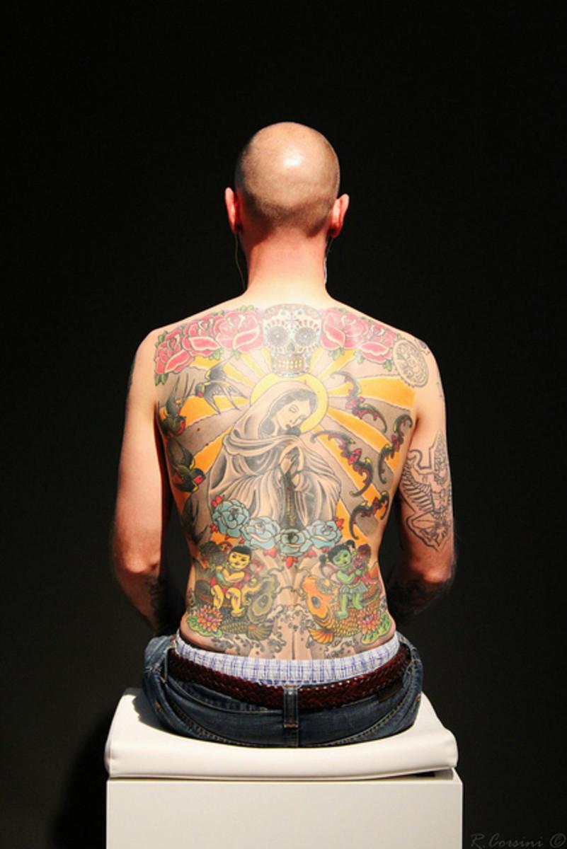 Tattoo Tim