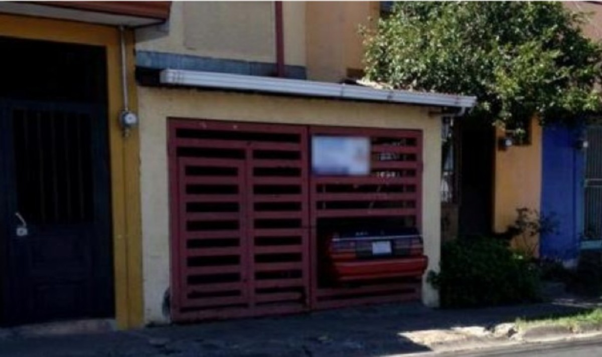 Car too big for your garage? Remove a few slots on the door and you're golden!