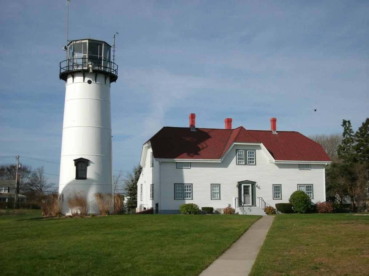 Chatham Lighthouse.