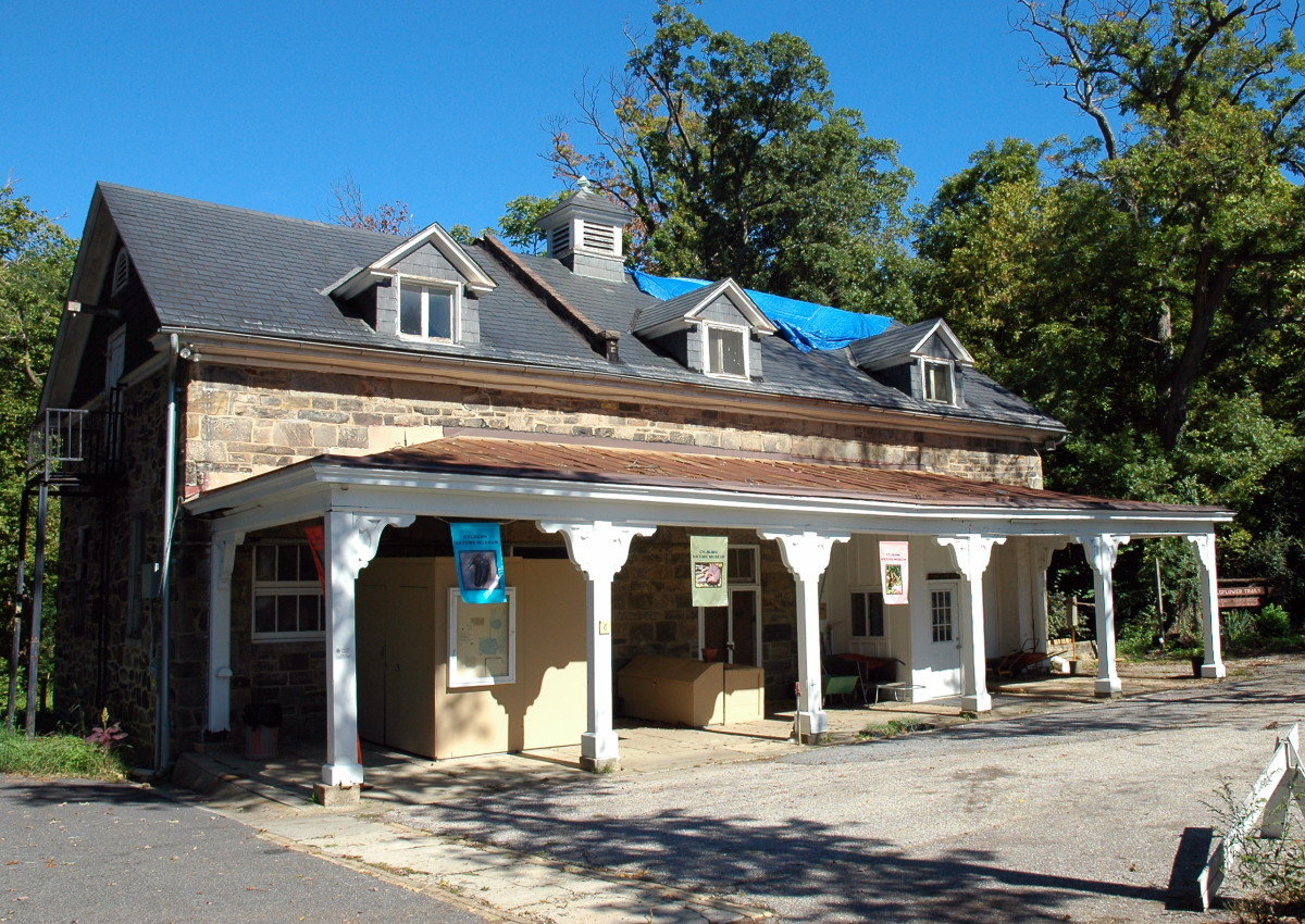 Cylburn Carriage House