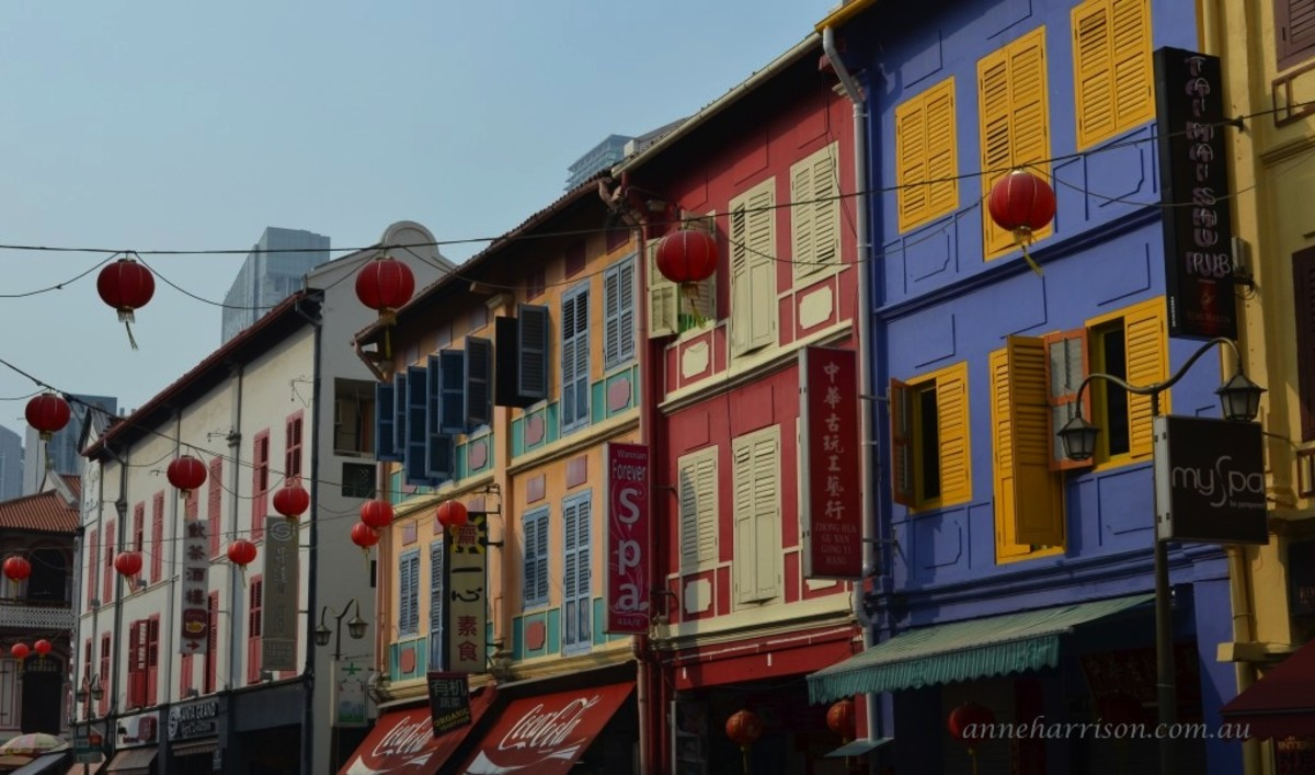 Traditional architecture, Singapore