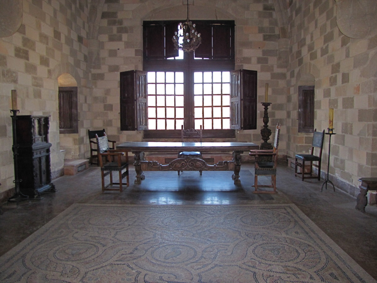 Palace Rooms