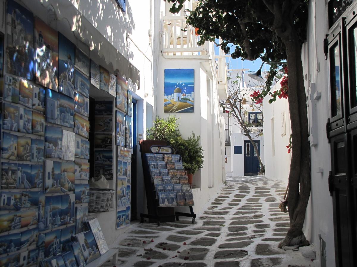 Mykonos Alley's