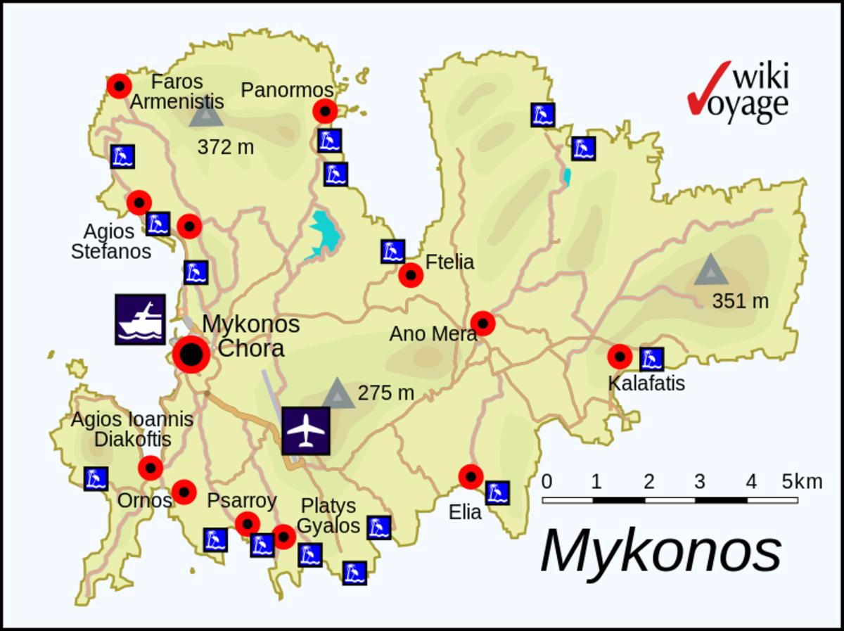 One Day in Mykonos Greece WanderWisdom