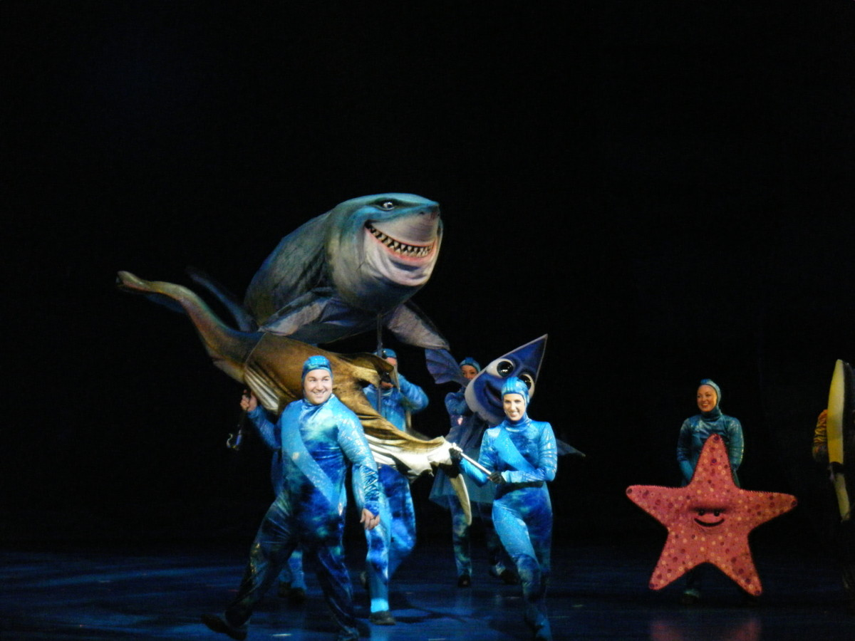 Finding Nemo: the Musical