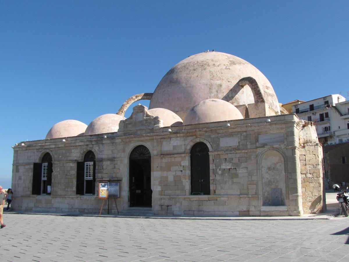 Hassan Pasha Mosque