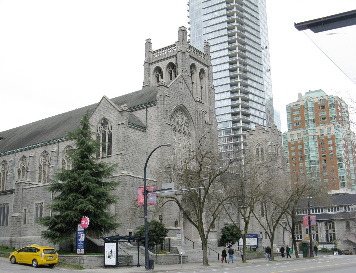 Another view of St. Andrew's-Wesley United Church