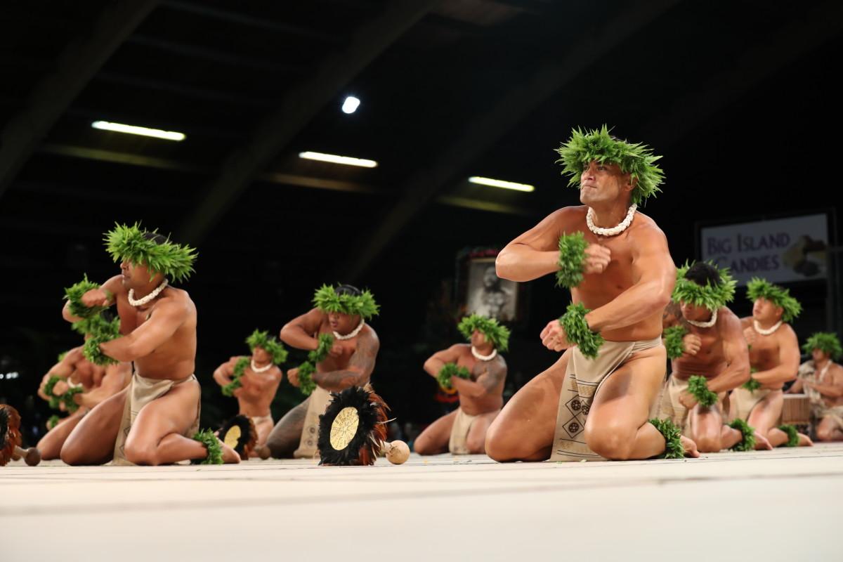 2019 Ke Kai o Kahiki Hula: Kahi Kēia O Ni֝ihau Kumu Hula: La֝akea Perry Moku: Wai֝anae, O֝ahu