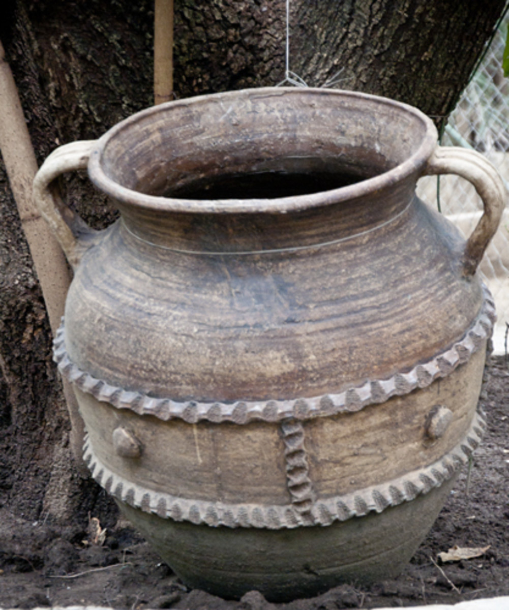 Old Clay Pot, Ojojona