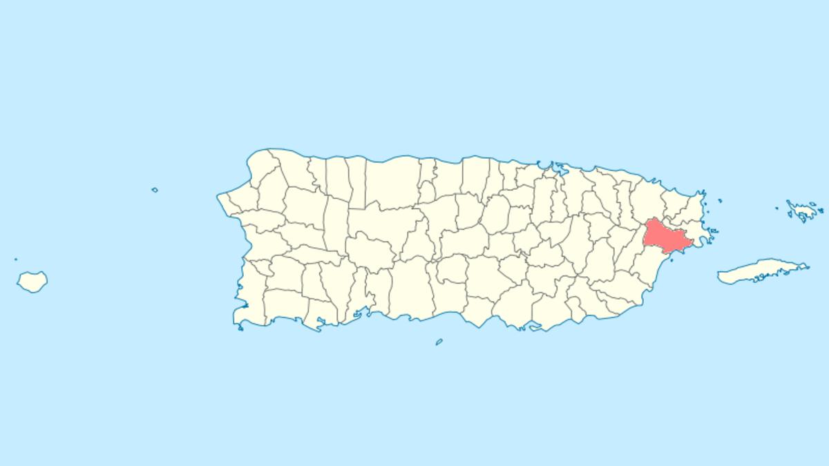 Naguabo region