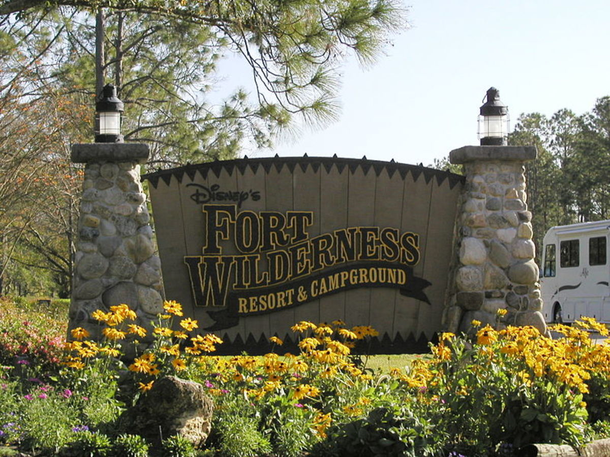 Fort Wilderness campground is another cheap option if you are staying on property.