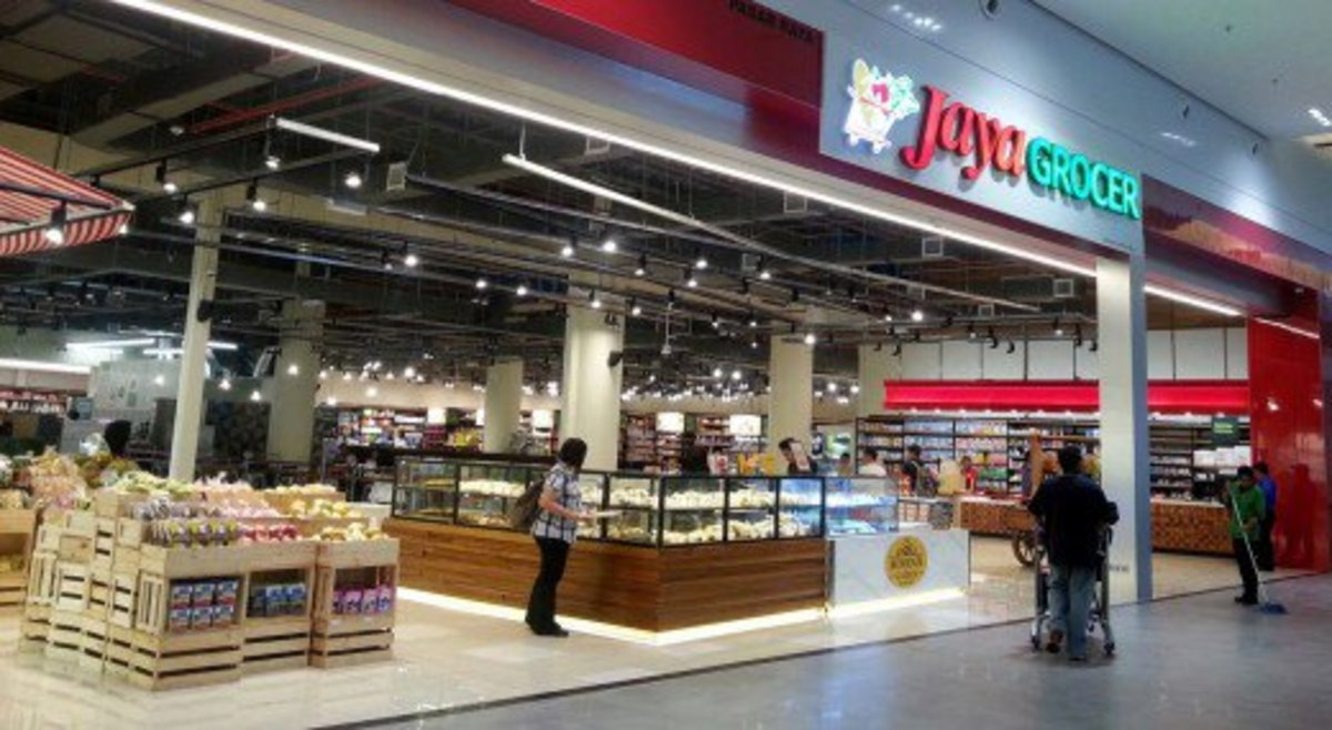 Supermarket at KLIA2, an option for cheaper F&B