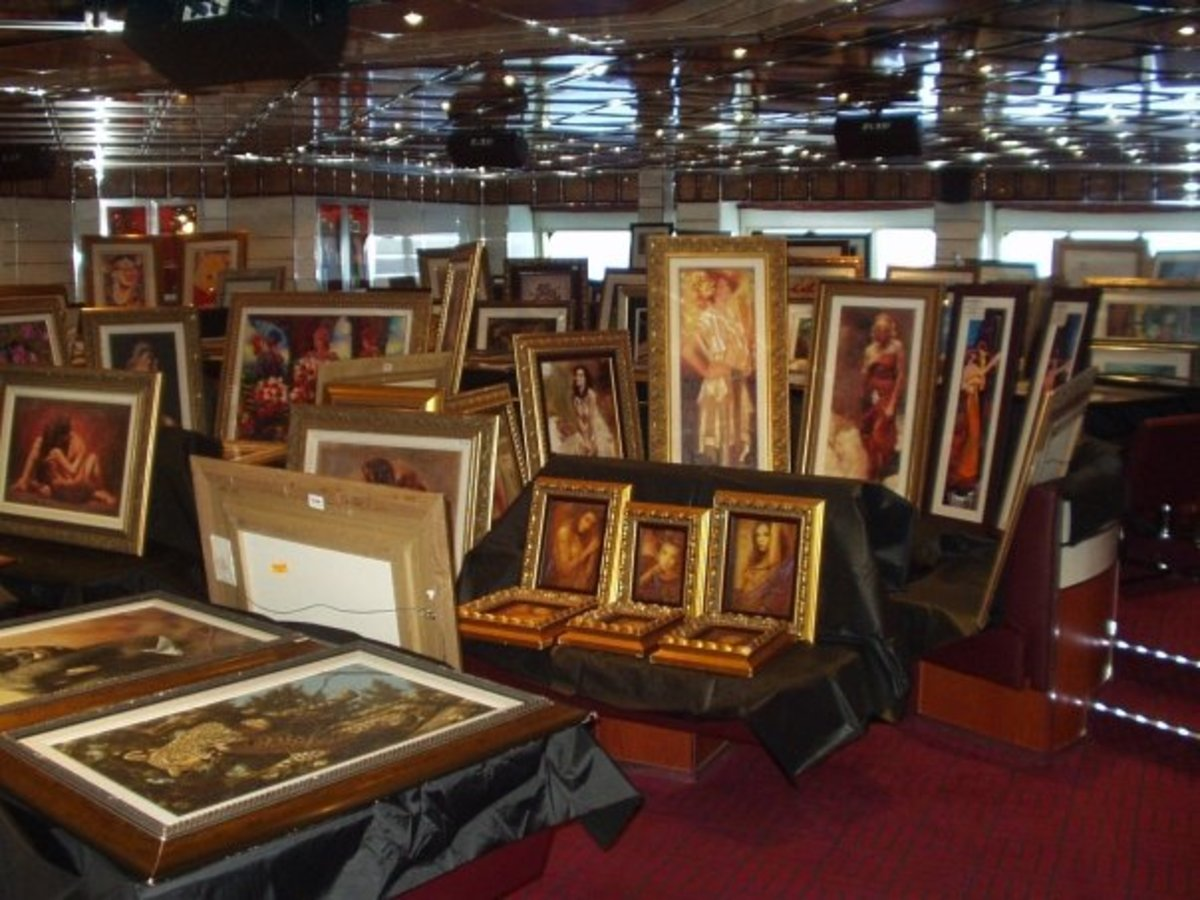 is-cruise-ship-art-valuable