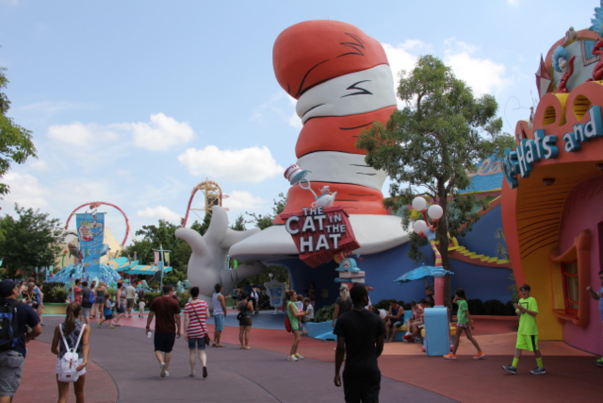 Dr. Seuss at Universal