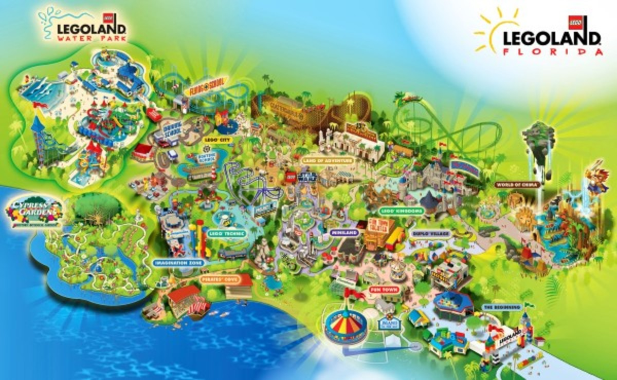 Disney World vs. Universal vs. Legoland: Which Is Best for 3- to 5 ...