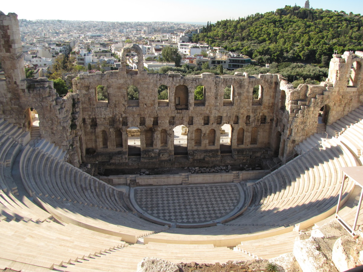 Theatre of Herod Atticus
