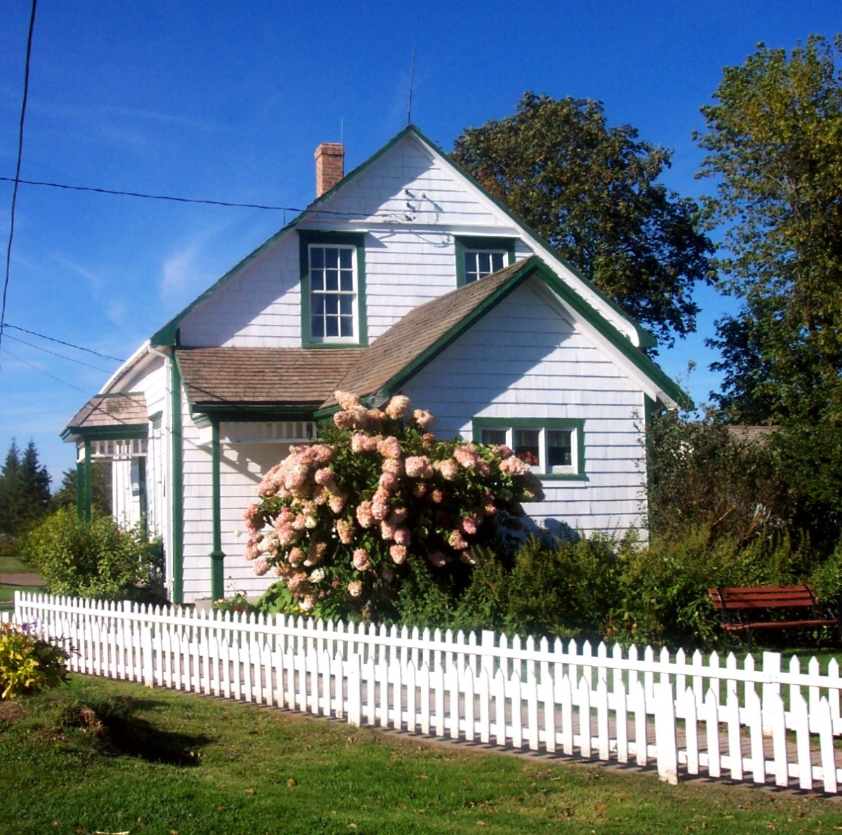 Image: The House in New London, a Short Distance From Cavendish Beach and Green Gables House