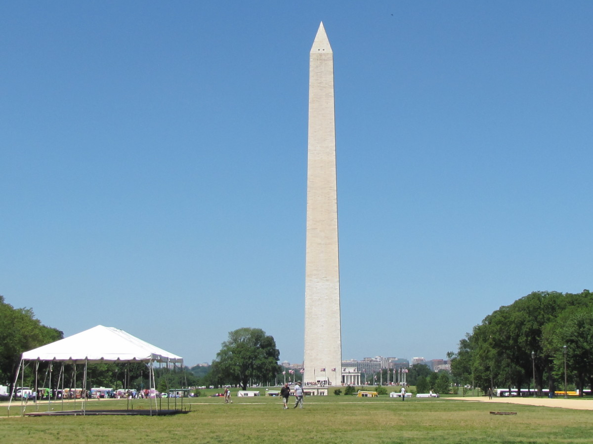Does The Washington Monument Give Tours