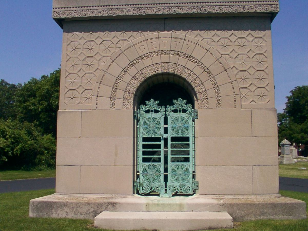 Getty Tomb-Louis Sullivan