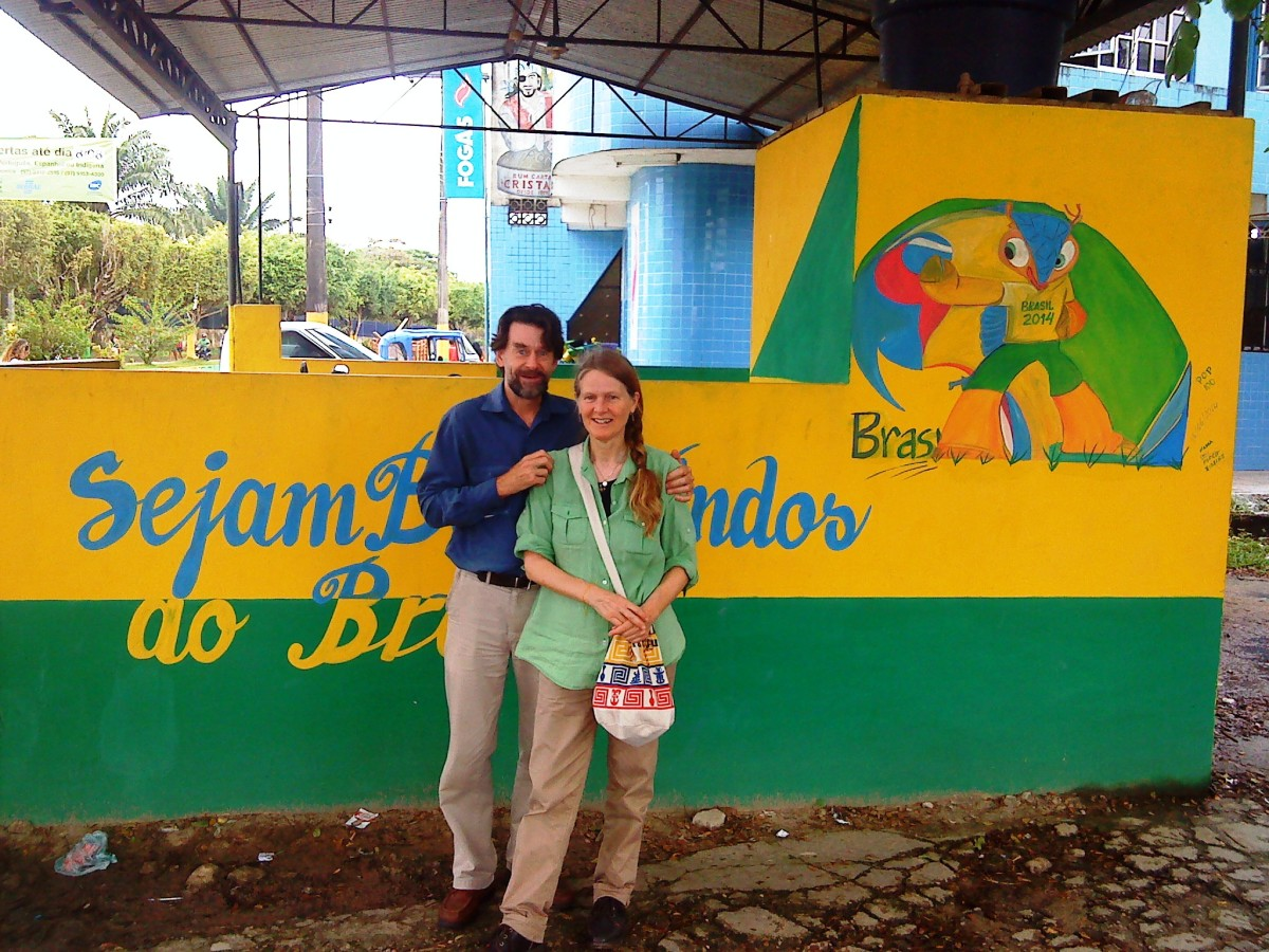 The Invisible Border Between Colombia and Brazil Where Leticia Becomes Tabatinga