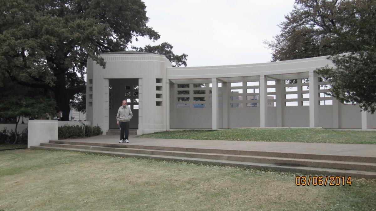 Dealey Plaza - The Grassy Knoll - Dallas, Texas