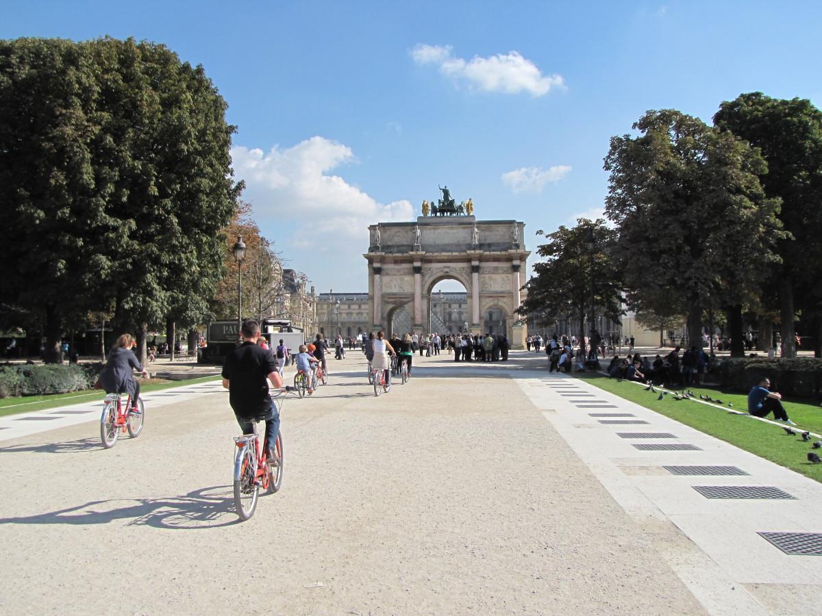 Arc de Triomphe des Carrousel