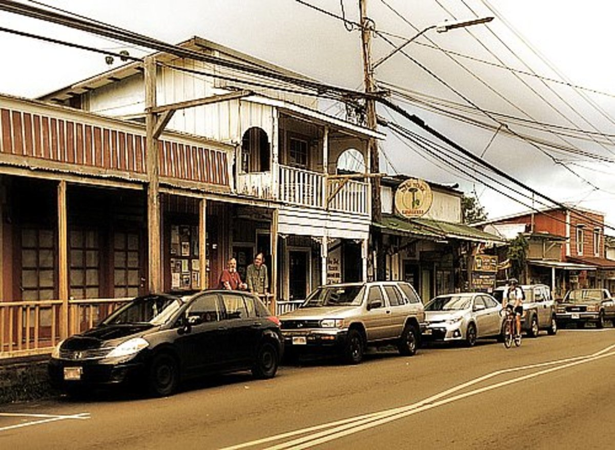 Hawaii Road Trip: Historic Pahoa Village on the Big Island