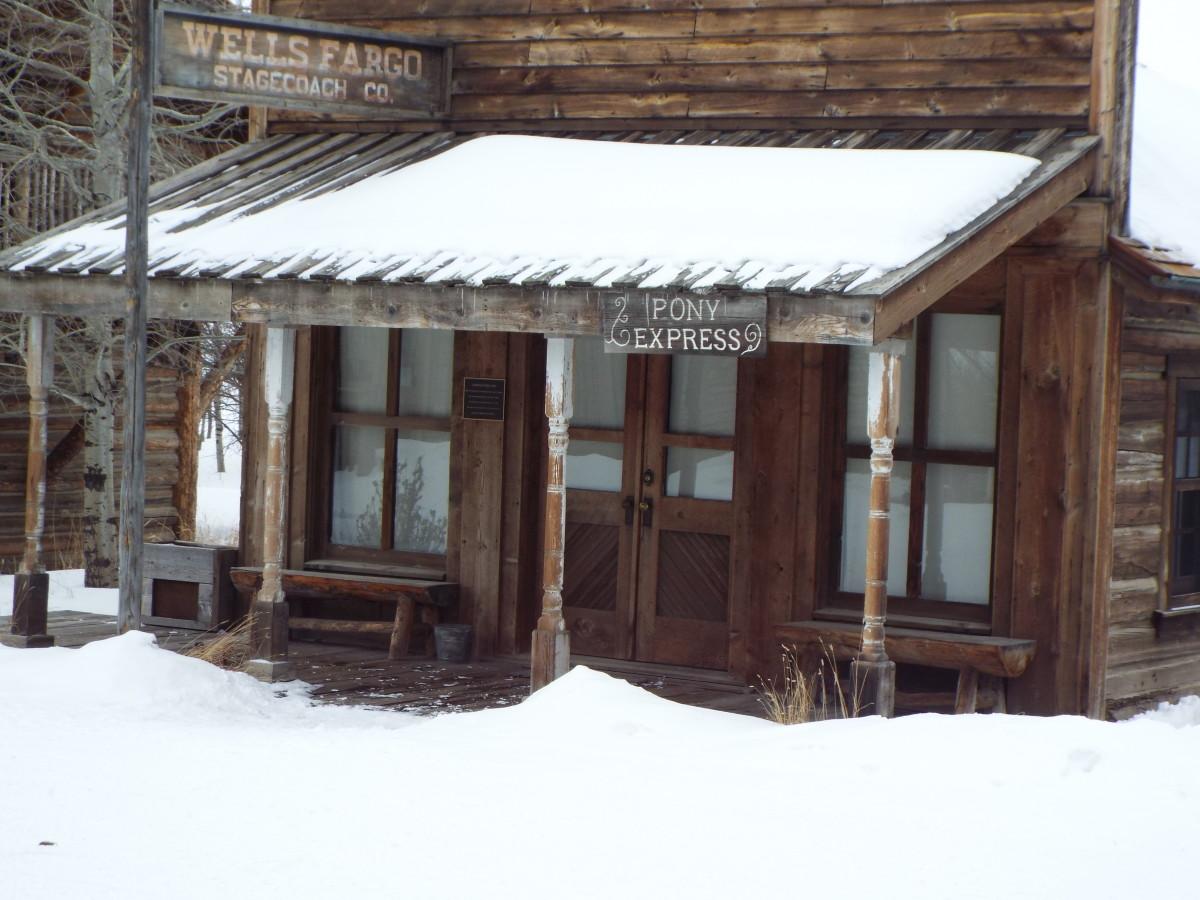 Crazy Mountain Ranch The Marlboro Ranch In Montana