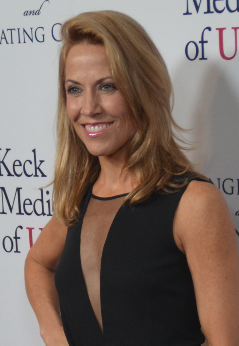Singer/songwriter Sheryl Crow at the USC's Changing Lives and Creating Cures Gala on November 20, 2014.  Photo was taken at the Beverly Wilshire Hotel.  Crow has connections with Destin.
