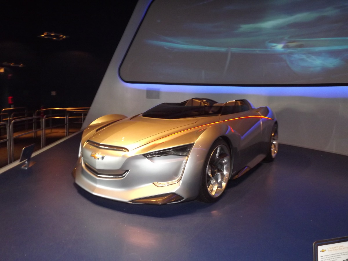 The new Test Track