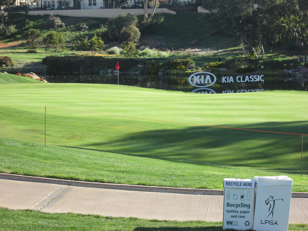 LPGA KIA Classic at Aviara