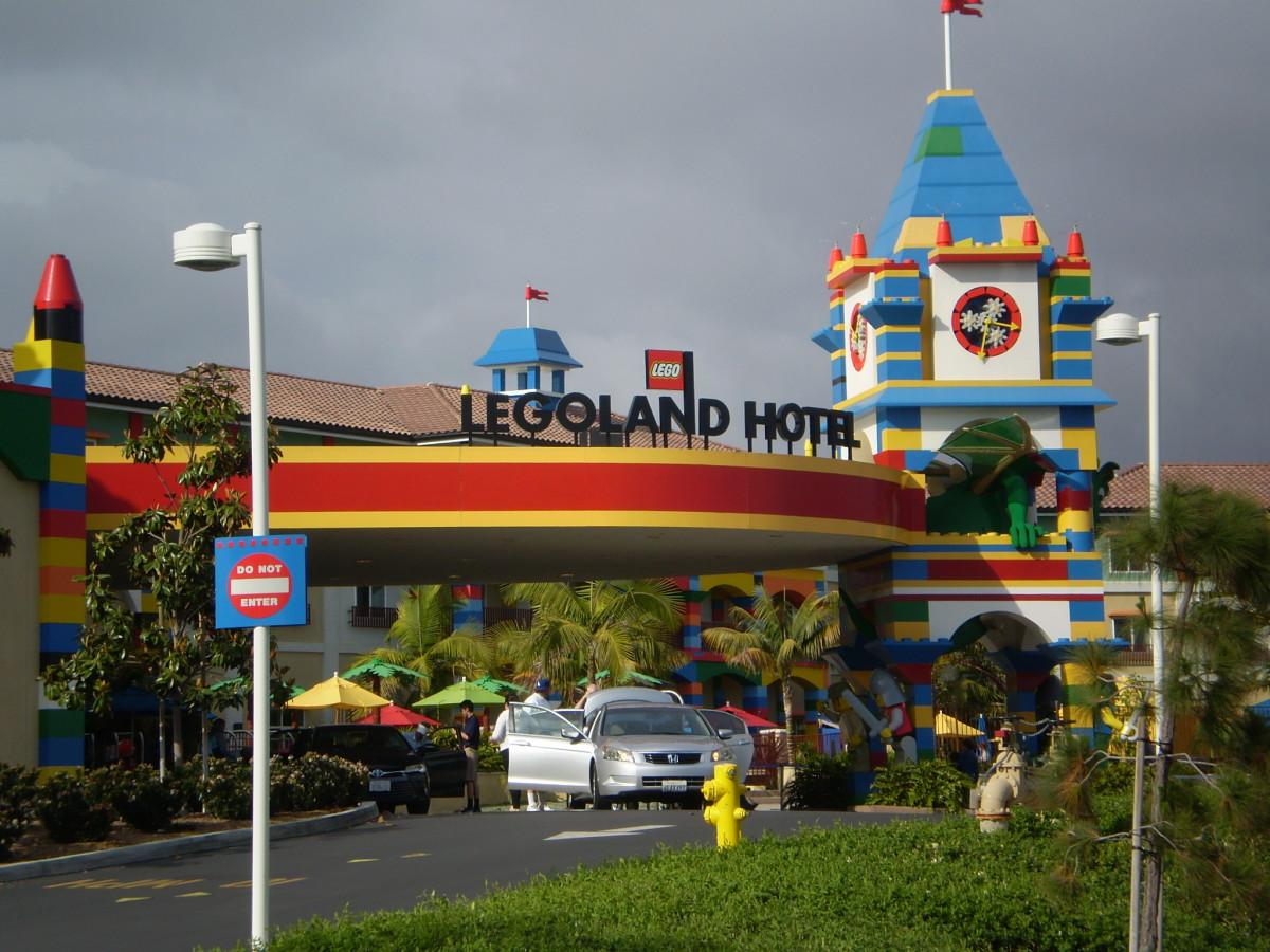Legoland Hotel, Carlsbad, CA