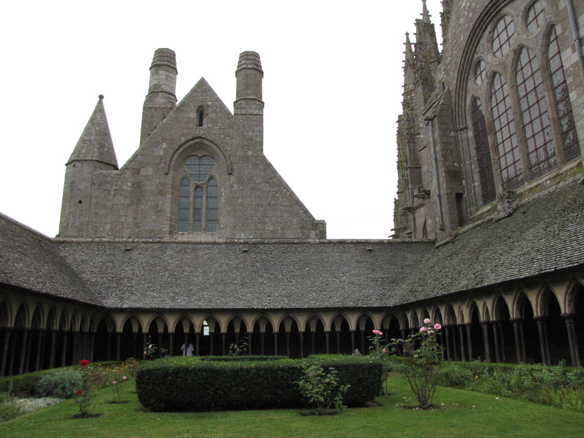 The Garden and Cloister
