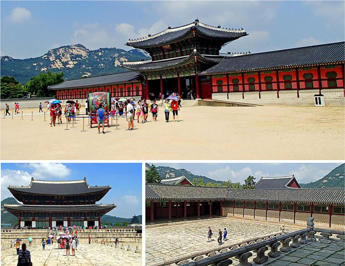 Gyeongbokgung Palace complex