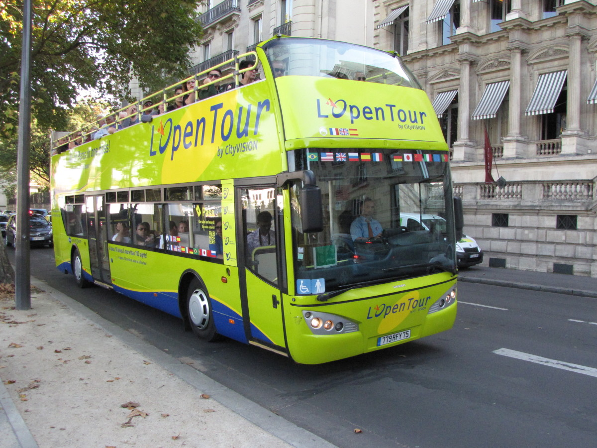 L'Open Tour Bus