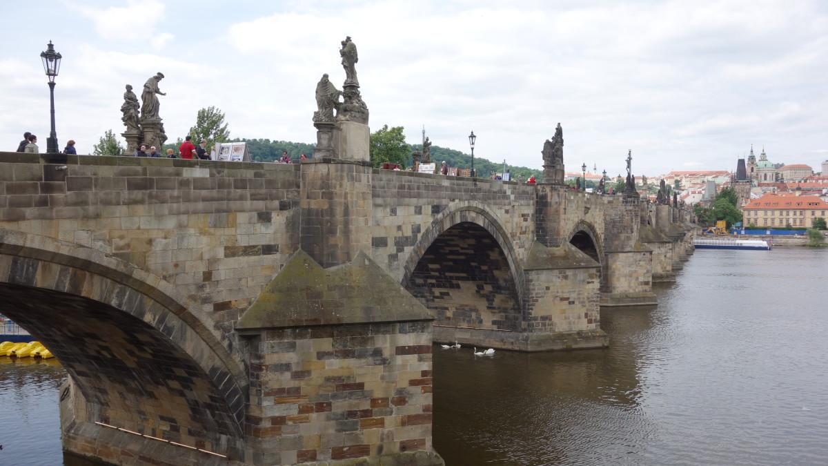 Image of Charles Bridge, Prague, Czech Republic